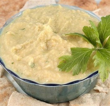 Хумус с петрушкой рецепт