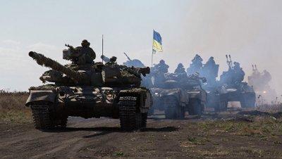 В ДНР сообщили, что украинские силовики стягивают в Донбасс тяжелую технику