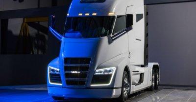 «Tesla в мире тягачей»: представлен водородный грузовик Nikola One