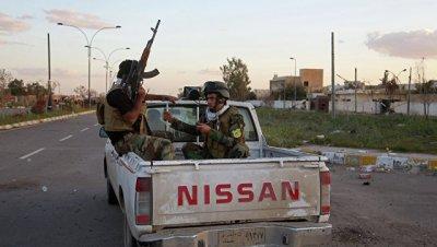 В Багдаде при взрыве заминированного автомобиля погибли три человека