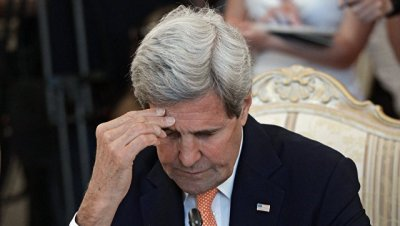 Керри надеется на этой неделе договориться с Россией о переговорах по Сирии