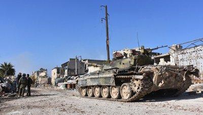 Керри считает, что взятие Алеппо армией Сирии не положит конец войне