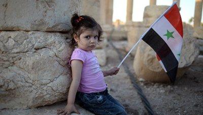 """В Сирии назвали """"сложной"""" ситуацию в Древней Пальмире"""