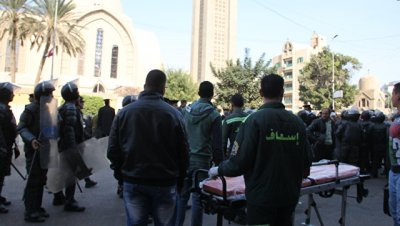 Глава Коптской церкви прервал визит в Грецию в связи с терактом в Каире