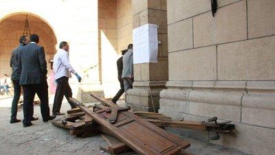 Минздрав Египта заявил, что при взрыве в Каире погибли 23 человека