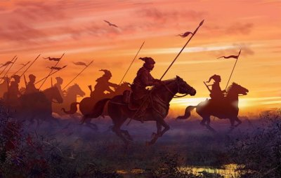 Первоклассников Чапаевской школы приняли в казаки