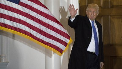 два лидера сирийской оппозиции ездили в США на переговоры с Трампом