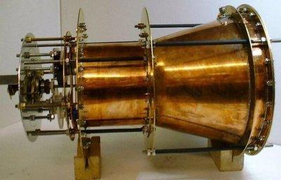 Может ли «невозможный двигатель» работать на… темной материи?