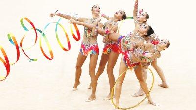 В Белой Калитве состоялся областной турнир по художественной гимнастике