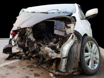 Пьяный сотрудник ГИБДД спровоцировал массовую аварию