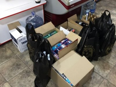 Из магазина в Ростове изъяли 150 литров алкоголя