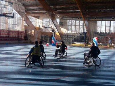 В Ростове прошли спортивные соревнования в рамках Декады инвалидов