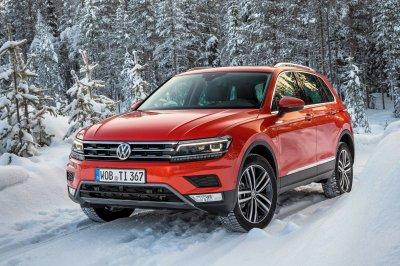 Новый Volkswagen Tiguan: стали известны цены и комплектации для России