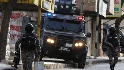 Из иорданского замка освободили несколько заложников