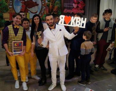 В ДК им Чкалова прошла финальная игра Белокалитвинской лиги КВН