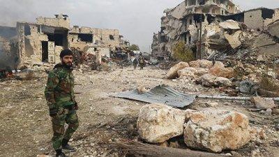 улучшение ситуации в Алеппо даст почву для новых диалогов по Сирии