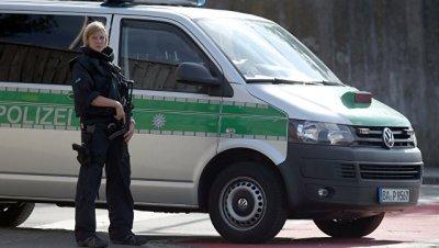 стрельба в немецком Висбадене произошла при ограблении магазина