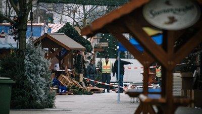 Глава полиции Берлина рассказал о количестве пострадавших при теракте