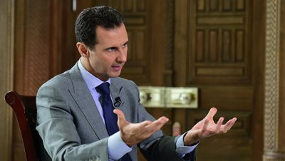 Асад: освобождение Алеппо является заслугой Сирии и ее союзников