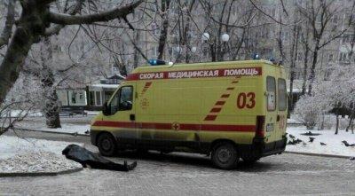 В Ростове обнаружен труп мужчины