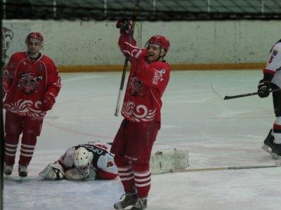 Ростовские хоккеисты завершили первый этап регулярного чемпионата победой над «Тамбовом»