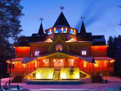Горящий тур в Великий Устюг: из Ростова – к Деду Морозу