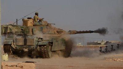 Эрдоган хочет обсудить с Трампом создание зоны безопасности на севере Сирии
