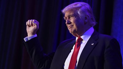 Американцы назвали победу Трампа на выборах главным событием 2016 года