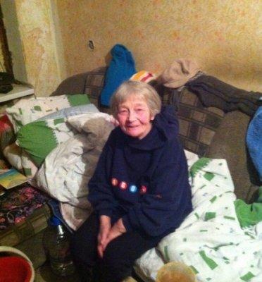 Соседи спасают от голодной смерти пенсионерку из Ростова