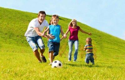 В Белокалитвинском районе прошло семейное мероприятие «Мама, папа и я – спортивная семья!»