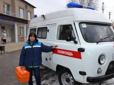 В Ростовской области на новые машины скорой помощи потратили более 50 млн рублей