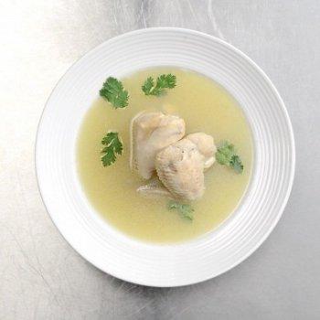 Эксклюзивный рецепт редкого грузинского блюда Чихиртма из курицы