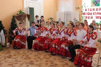 В поселке Шолоховском Белокалитвинского района прошел конкурс «Казачья краса»
