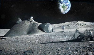 Идея «Лунной деревни» начинает приобретать реальные очертания