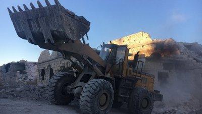 Из провинции Дамаск в Сирии вывели более 1,2 тысячи боевиков