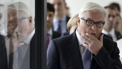 Штайнмайера обеспокоили заявления Трампа о том, что НАТО устарела