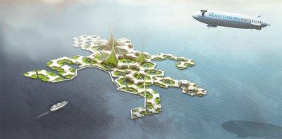 Строительство архипелага искусственных островов планируют начать в 2019 году