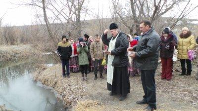 Крещенские Гуляния прошли в Богураевском поселении