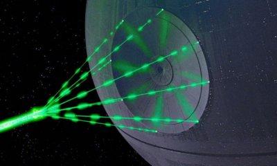 Исследователи создали и испытали лазер, который в 10 раз мощнее обычного
