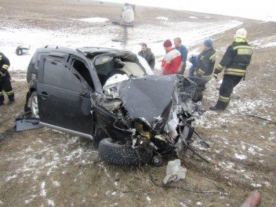 В Белокалитвинском районе произошло два ДТП