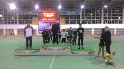Белокалитвинские спортсмены выступили на соревнованиях по лёгкой атлетике на первенство ЮФО и СКФО
