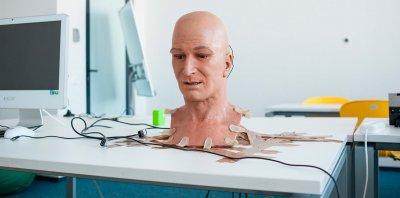 В Иннополисе создали эмоционального робота