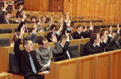 Учащийся Белокалитвинского гуманитарно-индустриального техникума - в Молодежном парламенте Дона