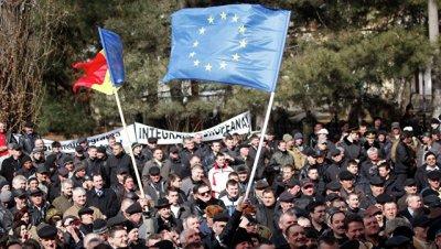 Додон заявил, что Евросоюз обманул ожидания граждан Молдавии