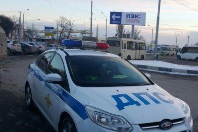 В Ростове полицейские провели тайную проверку водителей автобусов