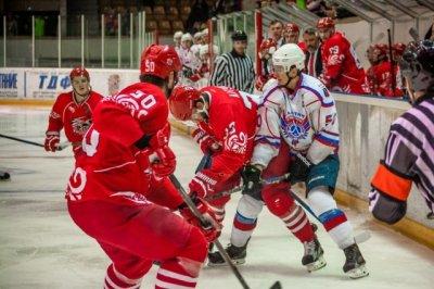 Хоккеисты «Ростова» уступили «Славутичу» во втором домашнем матче