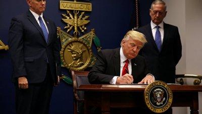 Пентагон: после инаугурации Трампа в борьбе США с ИГ ничего не изменилось