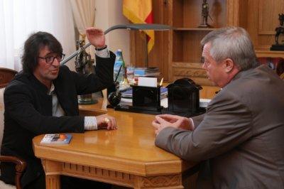 Голубев выделил пять млн рублей на фестиваль Юрия Башмета