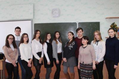 В белокалитвинской средней школе № 6 организован волонтерский отряд «Парус надежды»