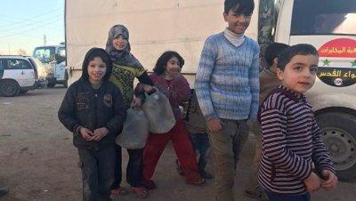 В Сирии число заявивших о перемирии населенных пунктов увеличилось до 1231